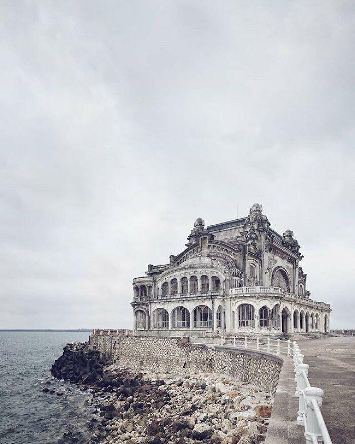 Abandoned Casino In Romania