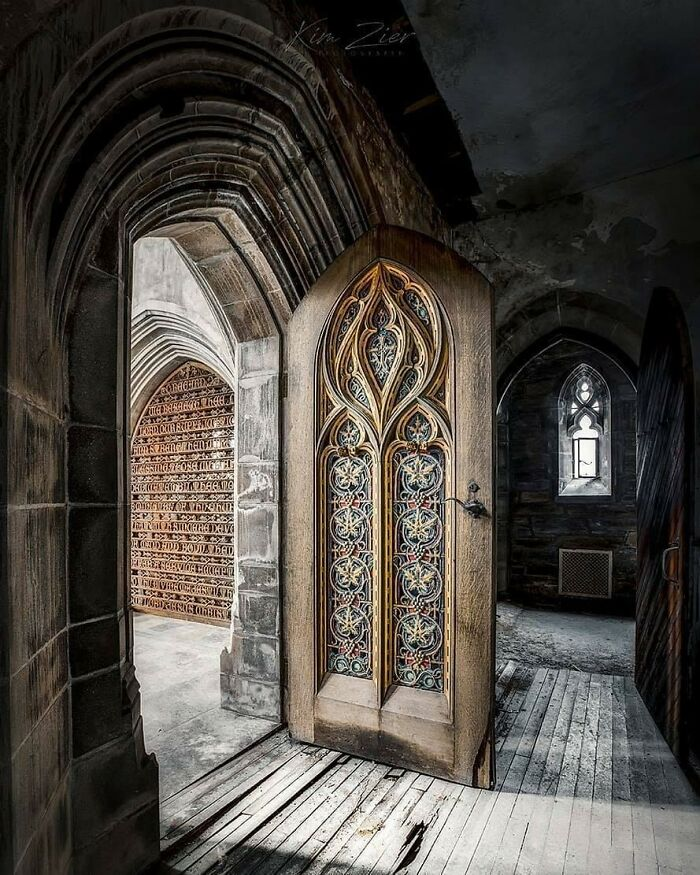 A Very Little Key Will Open A Very Heavy Door. Charles Dickens