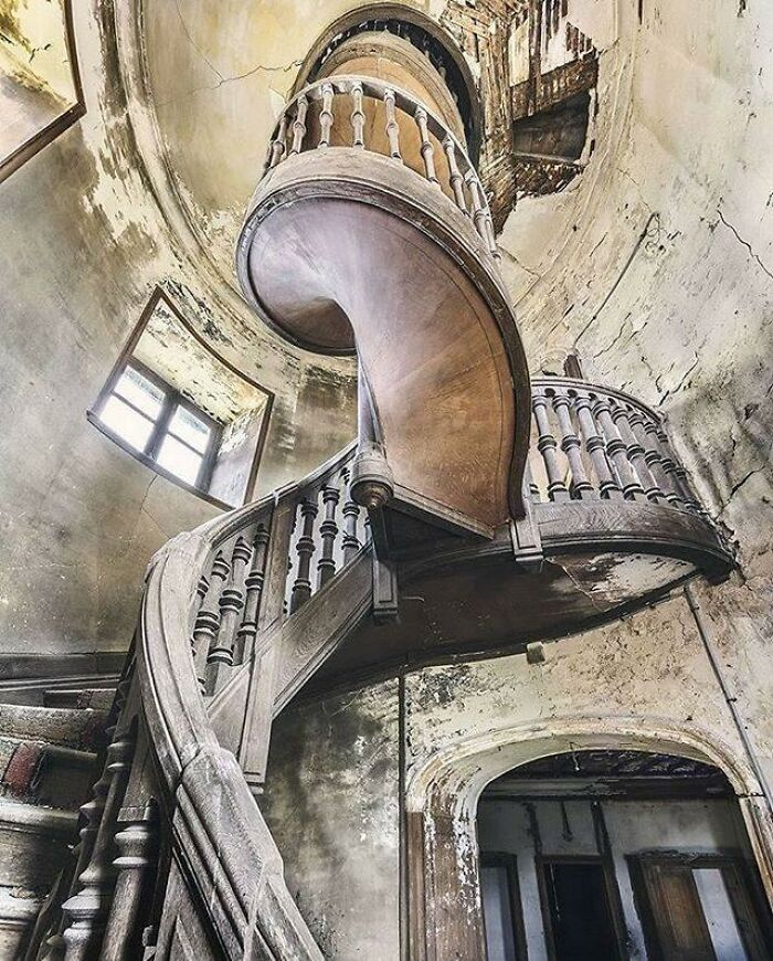 Awesome Staircase In Europe