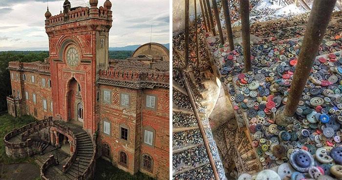 50 Impresionantes lugares olvidados, compartidos en el grupo de Facebook «Bellezas Abandonadas»