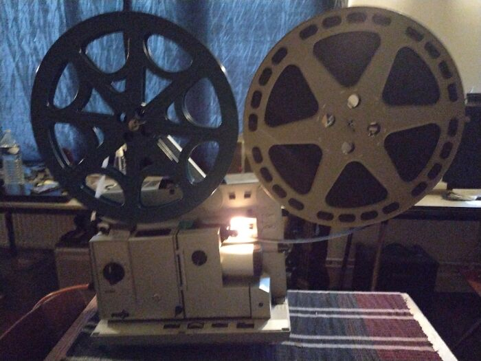 My Bauer P7 Ts Universal Projector Gave Me Lots Of Great Movie Nights