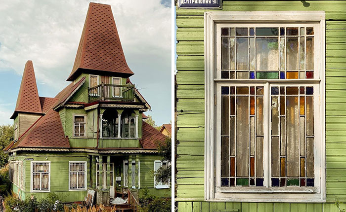 30 Old Dachas That Look Like Pictures From A Fairytale Captured By This Russian Photographer