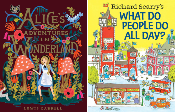 The Best Children's Books That We All Grew Up With