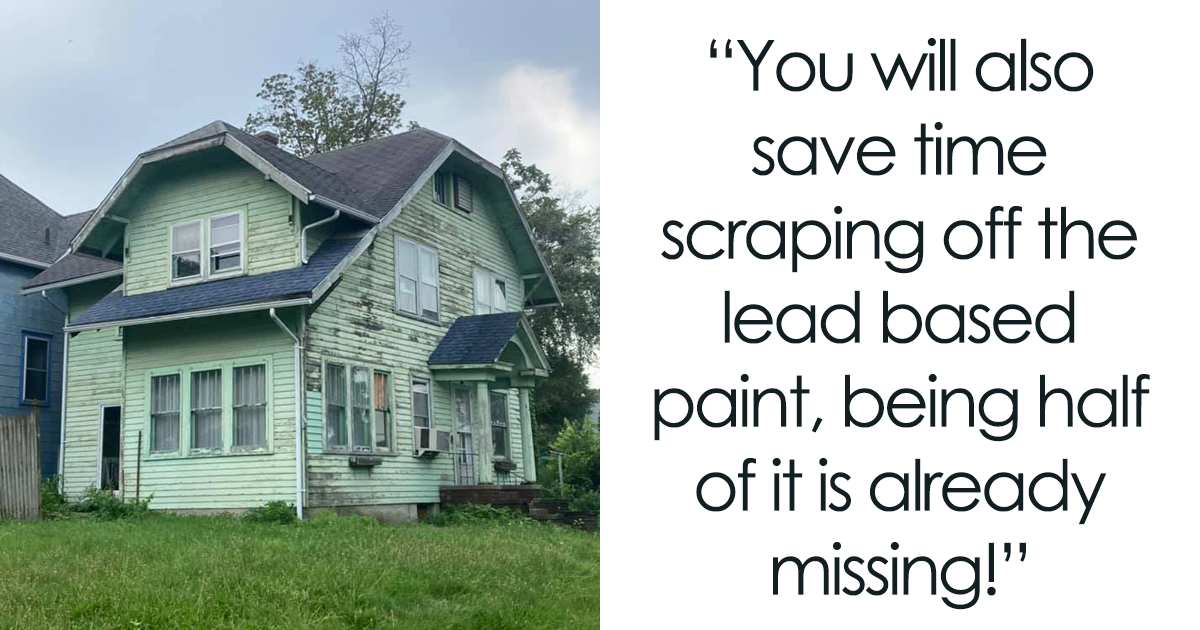 A 2-Story House In Iowa Selling For $25k Goes Viral Thanks To This Honest Listing