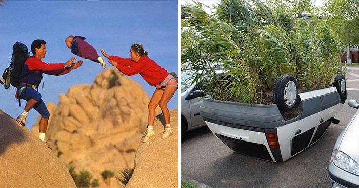 La cuenta de Instagram más rara se llama «Me quiero ir», y aquí hay 40 fotos que lo demuestran