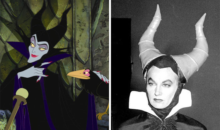 Maleficent In The Sleeping Beauty Was Based On Eleanor Audley