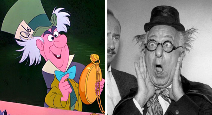 The Mad Hatter In Alice In Wonderland Was Based On Ed Wynn