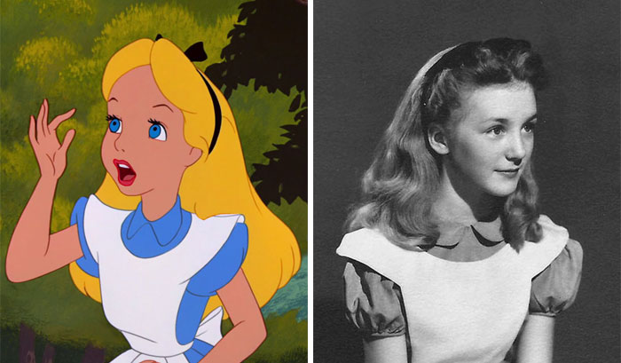 Alice In Alice In Wonderland Was Based On Kathryn Beaumont