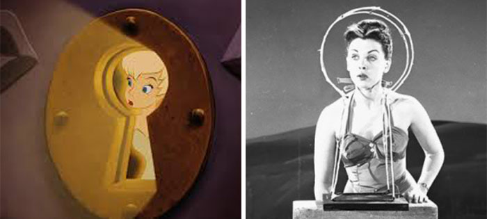 Tinker Bell In Peter Pan Was Based On Margaret Kerry