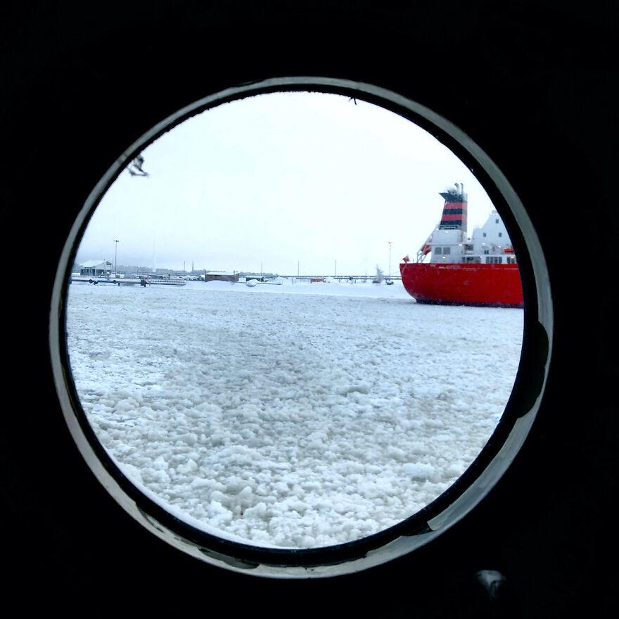 Lapland Journey By Carole Glaube