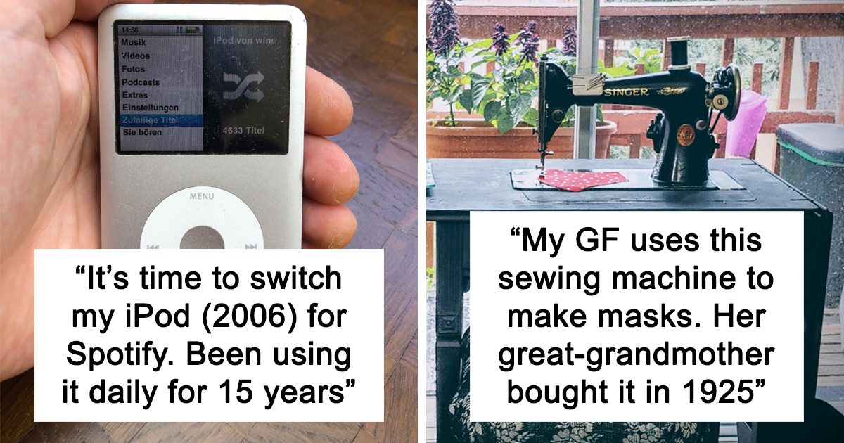 100 Items That Have Withstood The Test Of Time (New Pics)