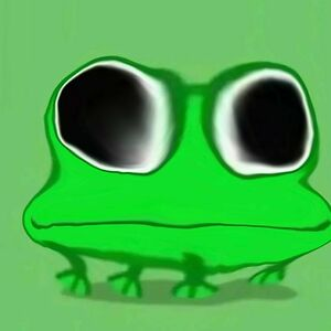 Froggie is watching you
