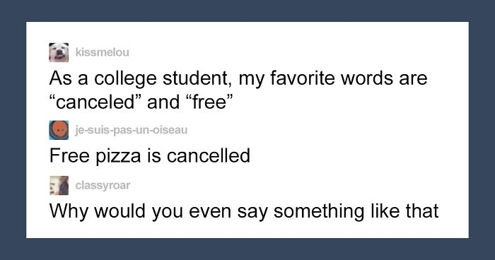 35 Funny Tumblr Posts Students Will Probably Relate To