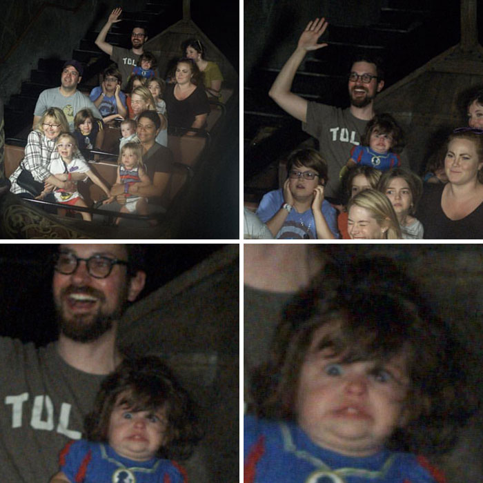 I Enjoyed My Daughter's First Disney Ride More Than She Did