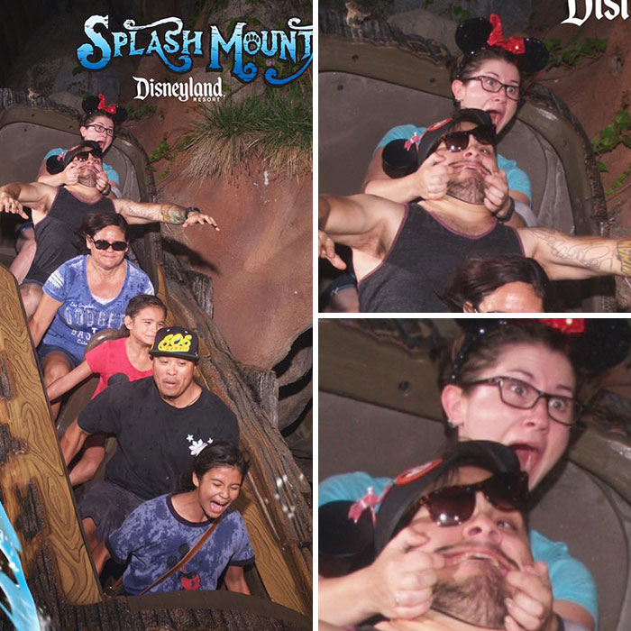 Go To Disneyland They Said. It'll Be Fun They Said