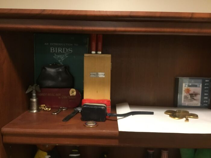 My Great Great Father's Stuff (Rest In Peace )