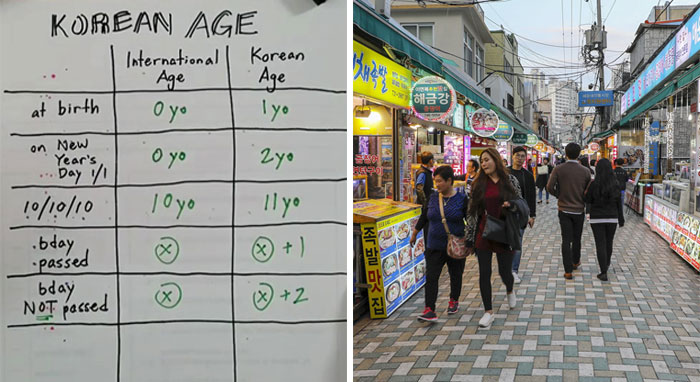 TikToker Explains How The Korean Age System Differs From The International One