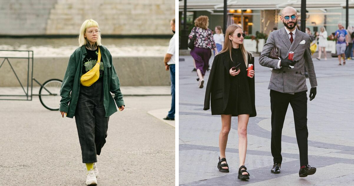 Russian Photographer Captures The Urban Street Style Of Moscow City (80 Pics)