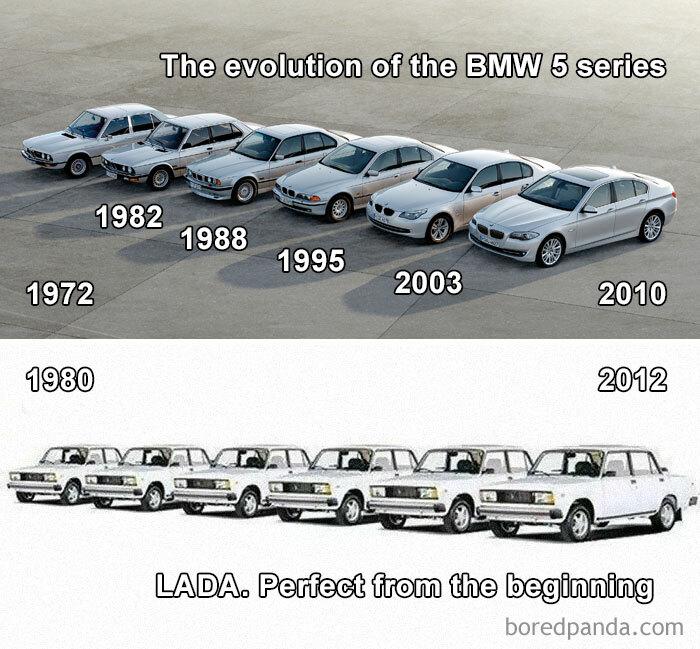 Lada Is Best