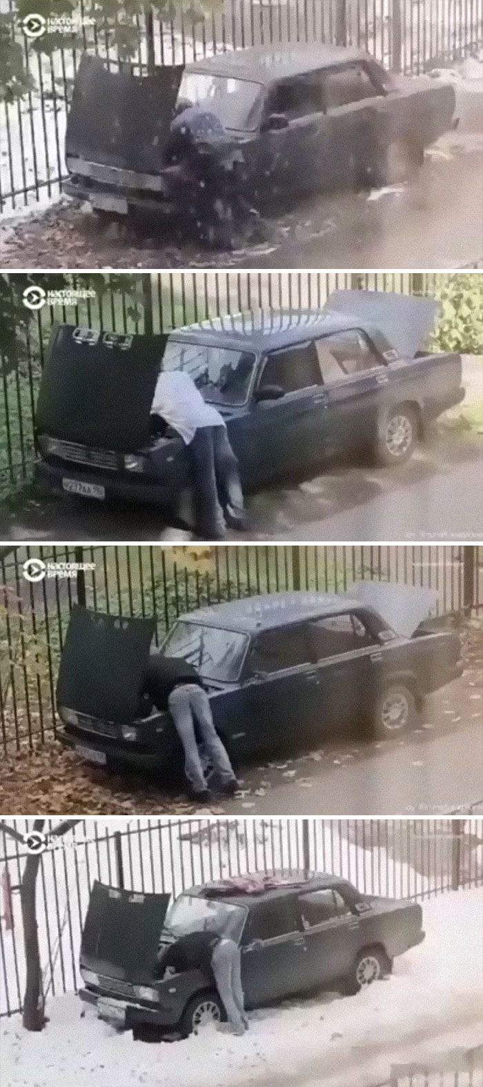Life And Times Of A Lada Owner