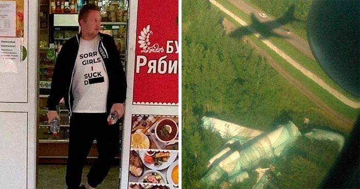 """«Un día normal en Rusia"""": 40 fotos de cosas cotidianas que ocurren en Rusia"""