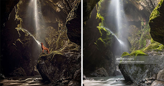 Photographer Caught Photoshopping His Photos From Stock Pictures, Denies Everything Until He's Totally Exposed