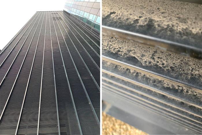 20 pisos de persianas metálicas