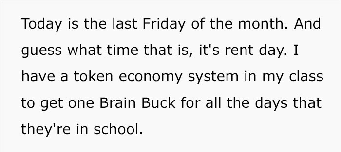 This Teacher Decides To Teach Kids About Finance Using A Classroom Economy System But Not Everyone Likes It