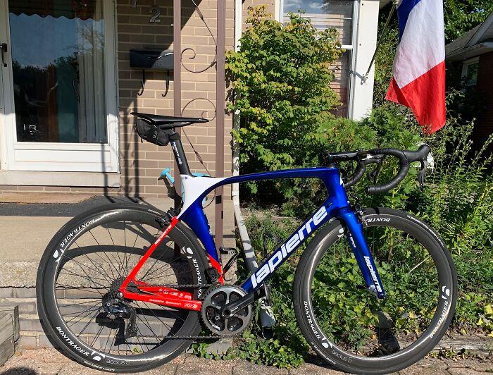 My Bike! 10.600 Kms So Far This Year