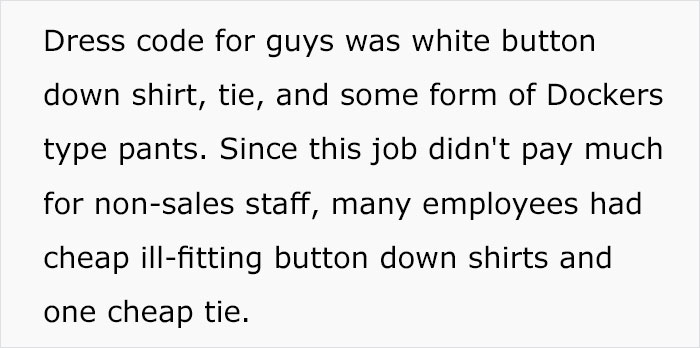 """""""Wear A Tie? Sure Thing"""": Employee Finds A Way To Maliciously Comply With Company's Ridiculous Dress Code"""