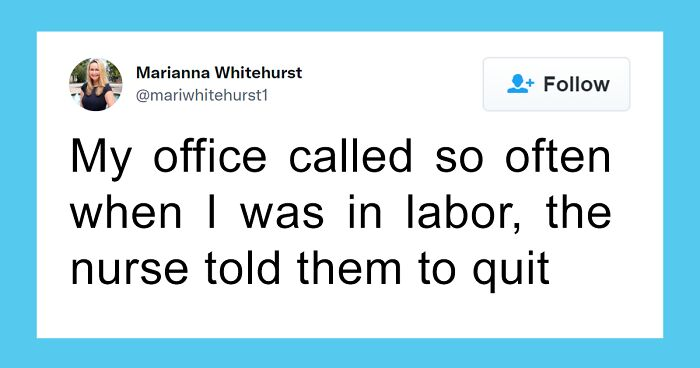 35 Times People Asked For Time Off At Work But Were Met With Awful Ignorance