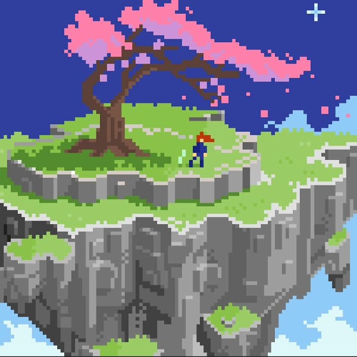 This Is Some Art I Made, Pixel By Pixel