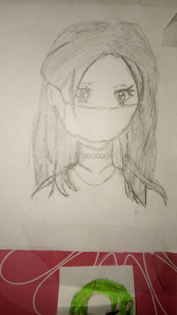 Im Not That Good At Art , But Atleast I Tried Xd