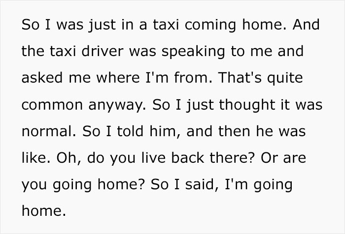 """""""I'm Literally So Shaky"""": Woman Shares Her 'Scary' Experience With A Taxi Driver And Goes Viral On TikTok"""