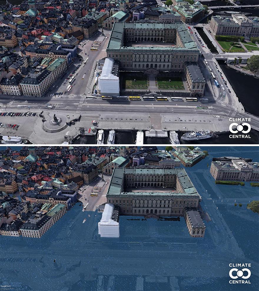 The Royal Palace, Stockholm, Sweden