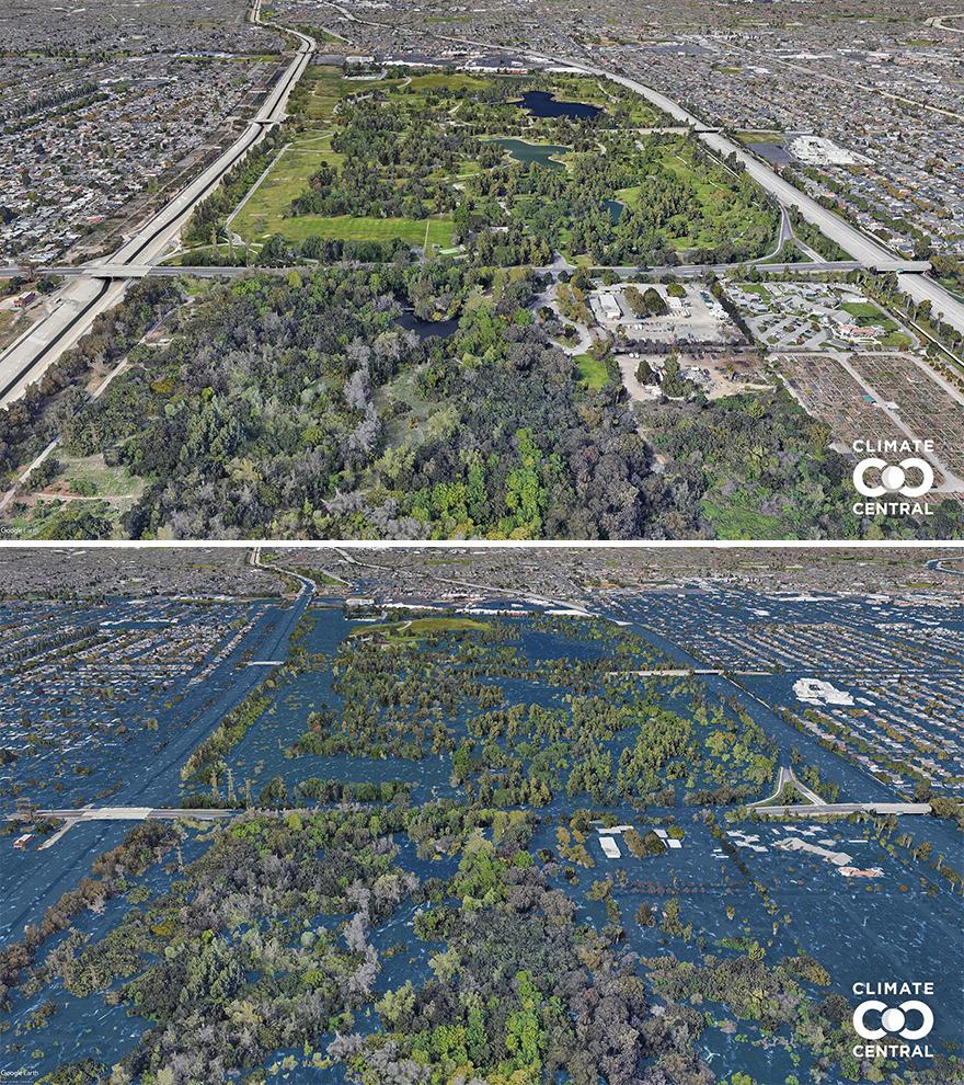 El Dorado Park, Long Beach, California, United States