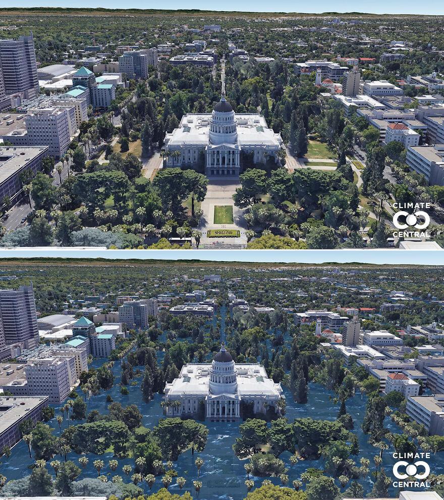 California State Capitol Building, Sacramento, California, United States