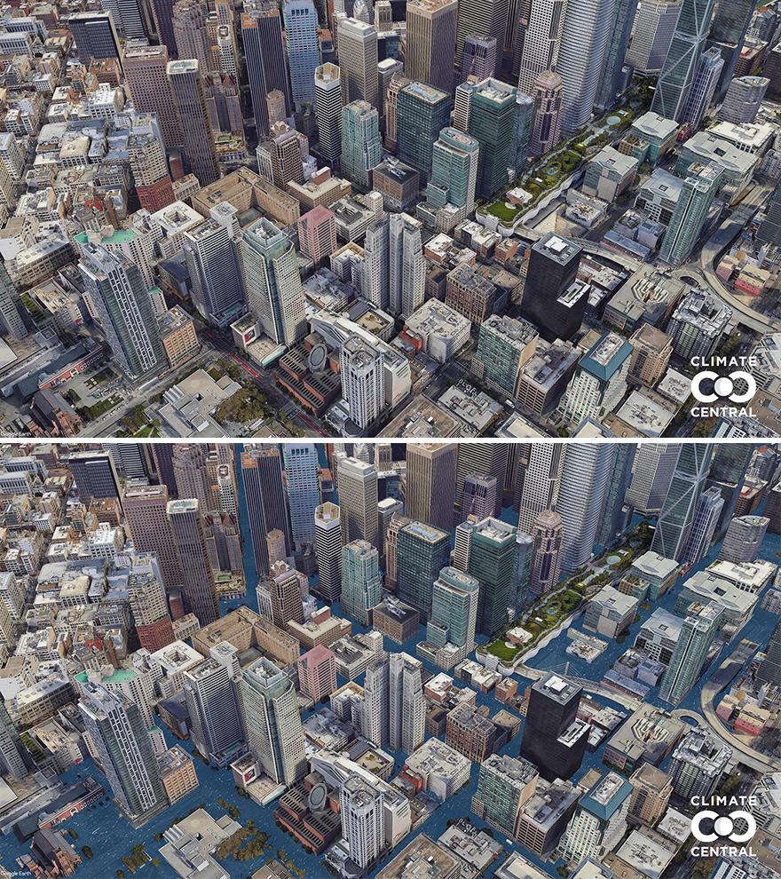 Downtown San Francisco, San Francisco, California, United States