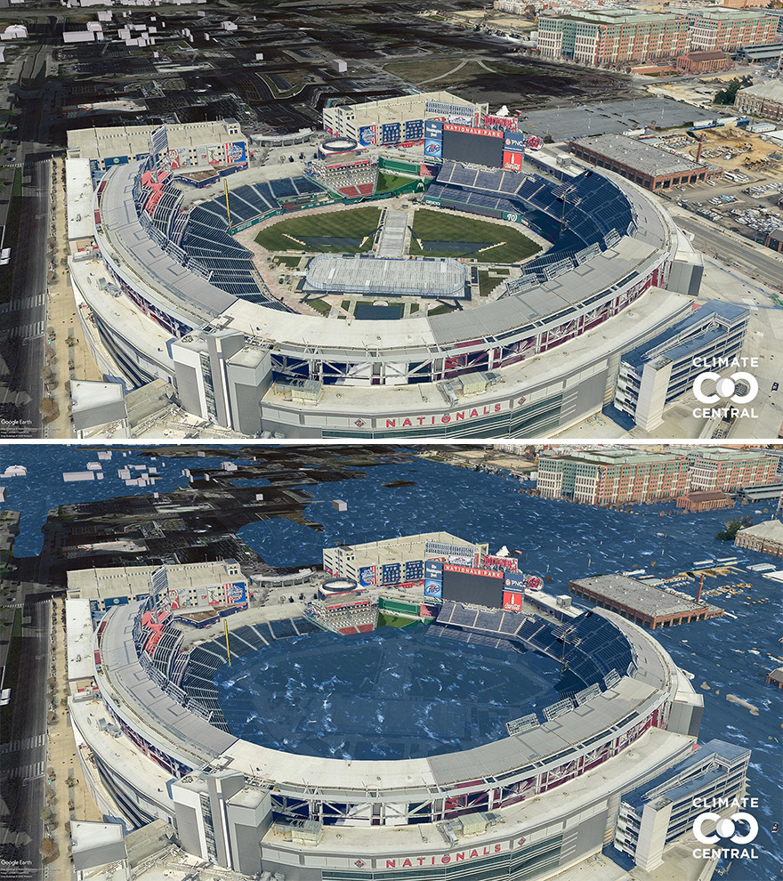 Nationals Park, Washington D.c., District Of Columbia, United States
