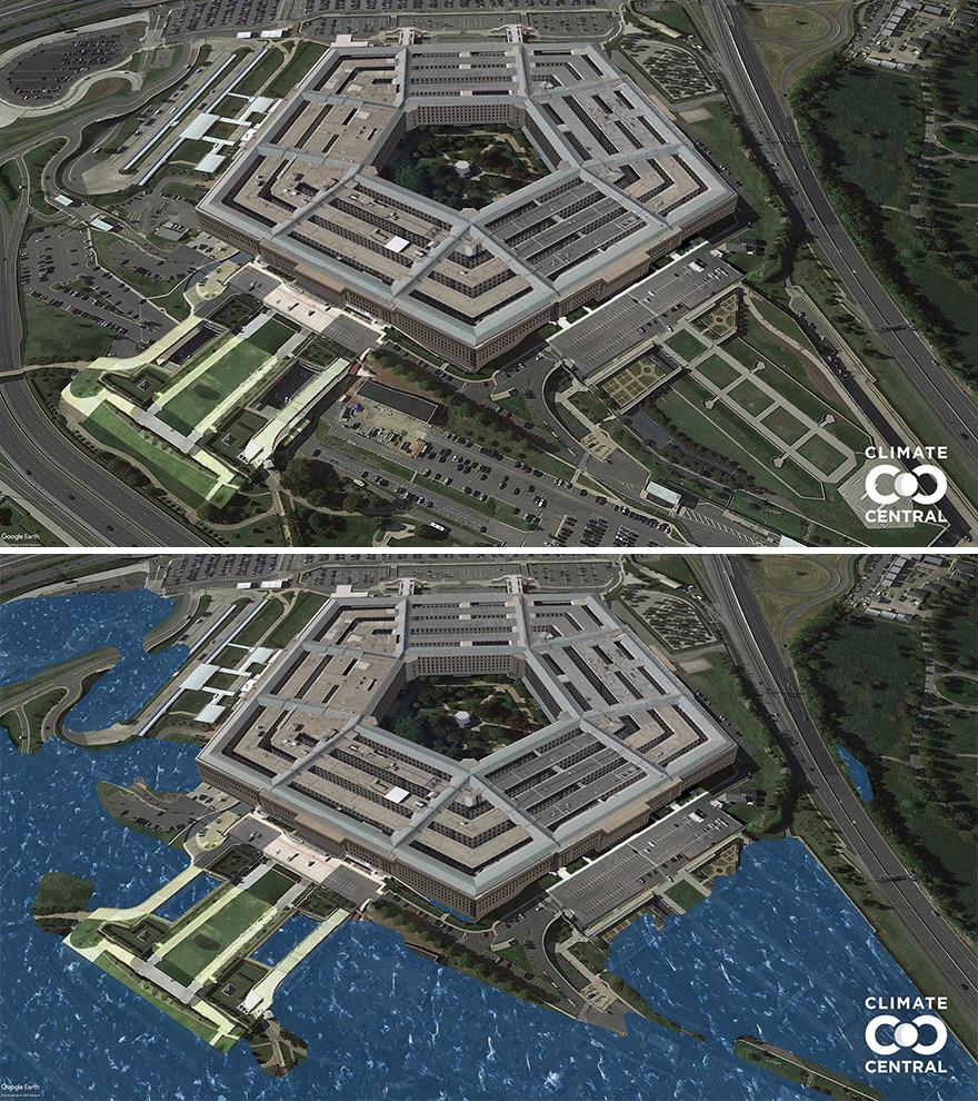 The Pentagon, Washington D.c., District Of Columbia, United States