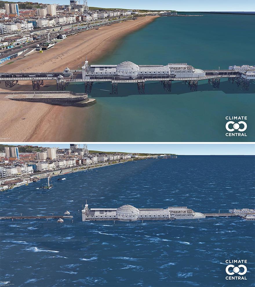 Brighton Palace Pier, Brighton, United Kingdom