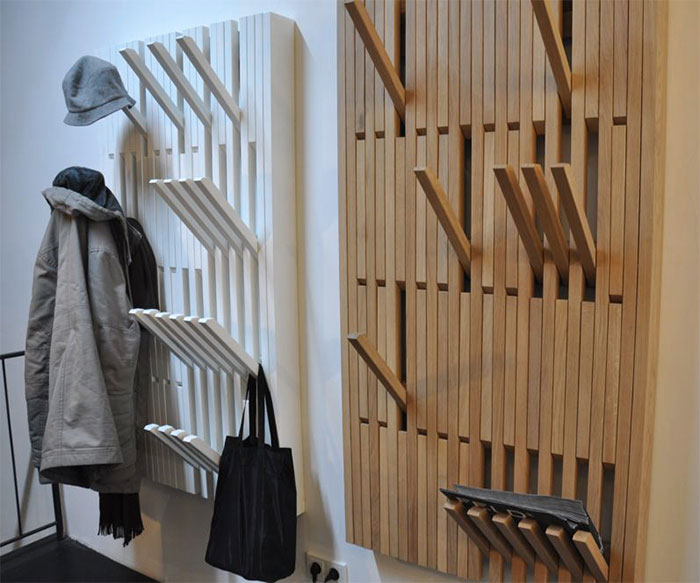 All The Hooks And Shelves You Need