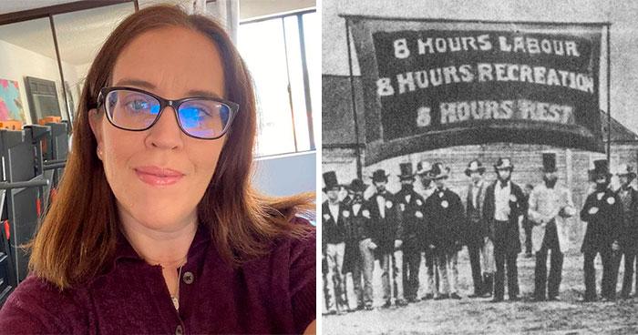 Esta mujer explica por qué el modelo de 8 horas de trabajo/dormir/ocio ya no funciona