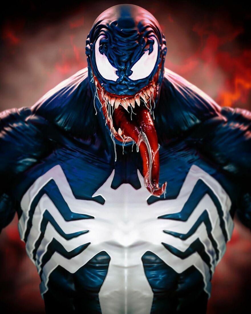 Venom From Spider Man