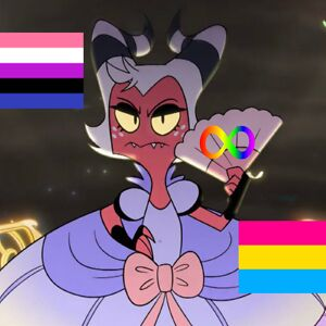 Moxxie️️️ The Queer