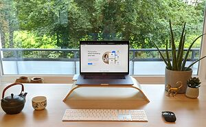 Hey Pandas, Let's Share Our Remote Workspace