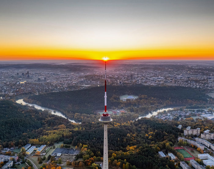 Let Me Show You The Beautiful Views Of Lithuania From A Bird's-Eye View (100 Pics)
