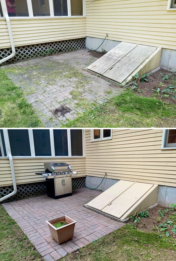 Brick Transformation