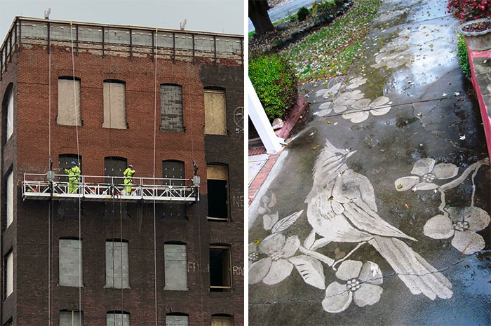 50 Times People Tried Powerwashing Things And The Results Were So Satisfying, They Just Had To Share (New Pics)