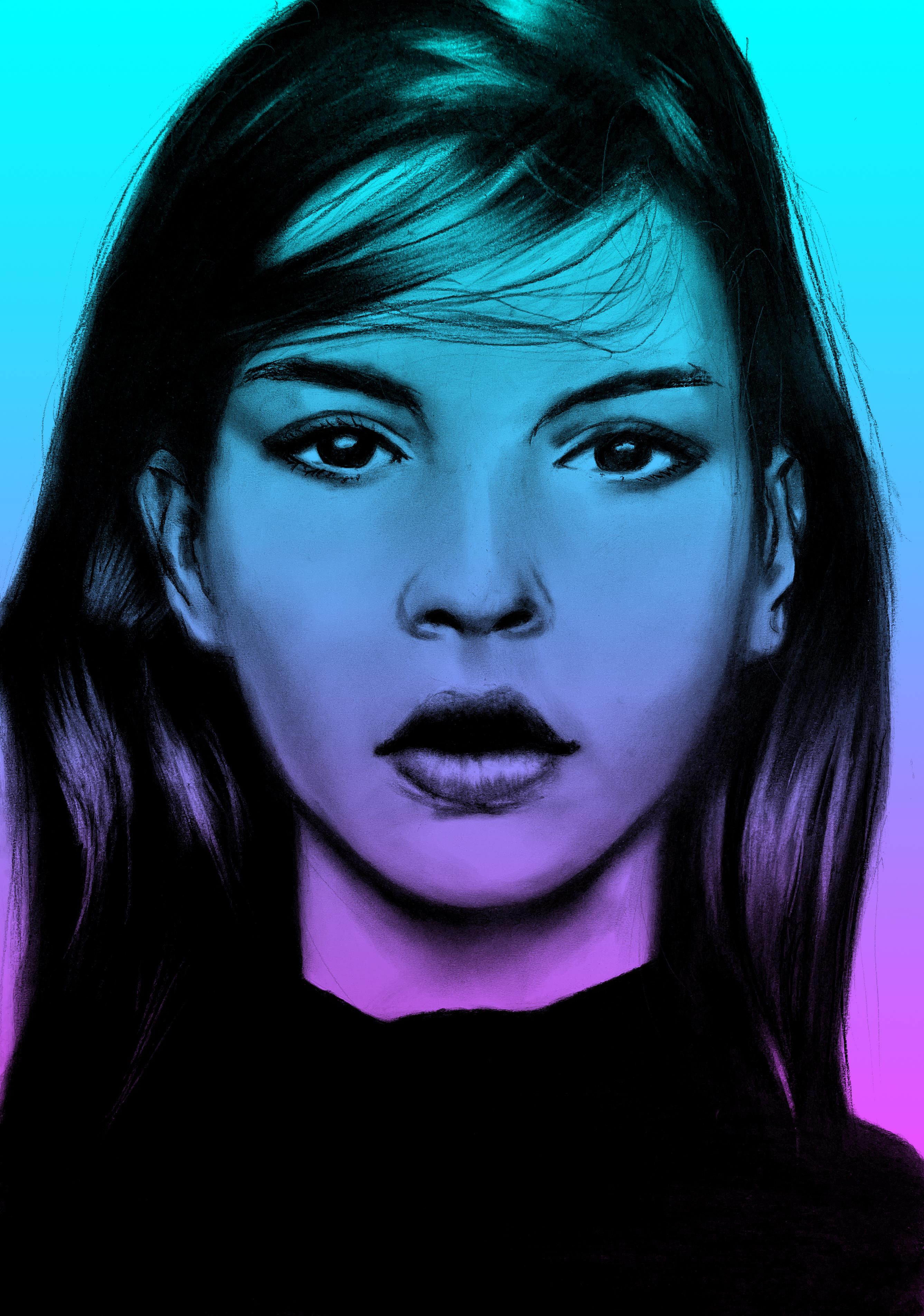 My 11 Colorful NFT Portraits